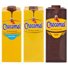 Chocomel houdbaar 1+1 bij Plus