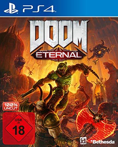Doom Eternal PS4 (USK) voor €12,51 @Amazon.de