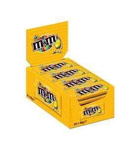 M&M's 24-pack voor €5,52 @ Amazon.de (Plus Product)
