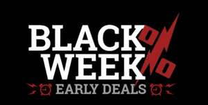 Black week early deals