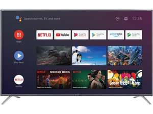 """SHARP 50"""" 4K Ultra HD Android TV"""
