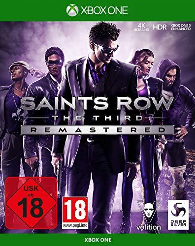 Saints Row: The Third Remastered (XB1/PS4) @ Amazon.de
