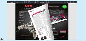 Sound on Sound Magazine gratis lezen (Engelstalig)