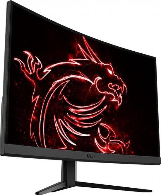 MSI Optix G27CQ4 - WQHD Curved VA Gaming Monitor - 27 Inch - 165 HZ