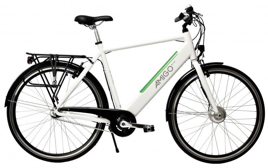 E-Bike AMIGO voor mannen en vrouwen
