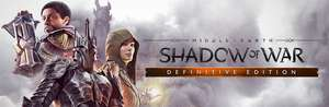 [Steam/PC] Middle-earth: Shadow of War Definitive Edition €8,49 @Fanatical