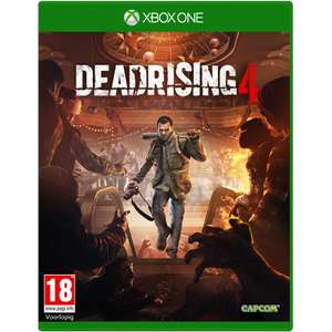 Dead Rising 4 - Xbox One - Intertoys Winkels