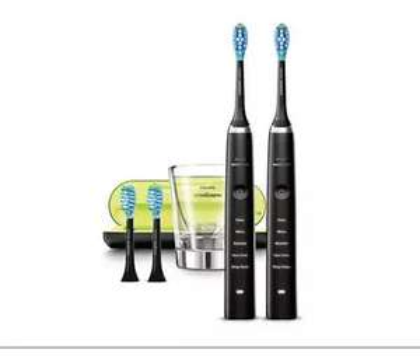 Sonische, elektrische tandenborstel HX9354/38