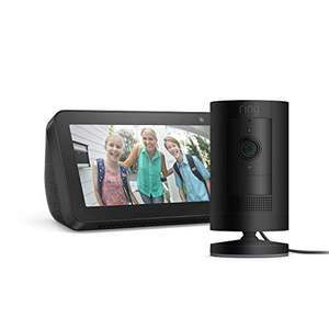 (Grensdeal) Ring stick up camera + Echo Show 5