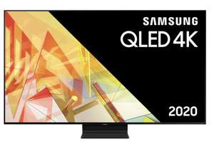 "Samsung QLED QE75Q90T 100Hz 75"" 4K Ultra HD - 2020 model"