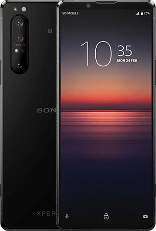 Sony Xperia 1 II 5G voor 765,69 met gratis WH-1000XM3 headphone