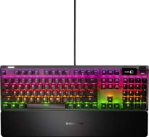 SteelSeries Apex 7 Red Gaming Toetsenbord QWERTY