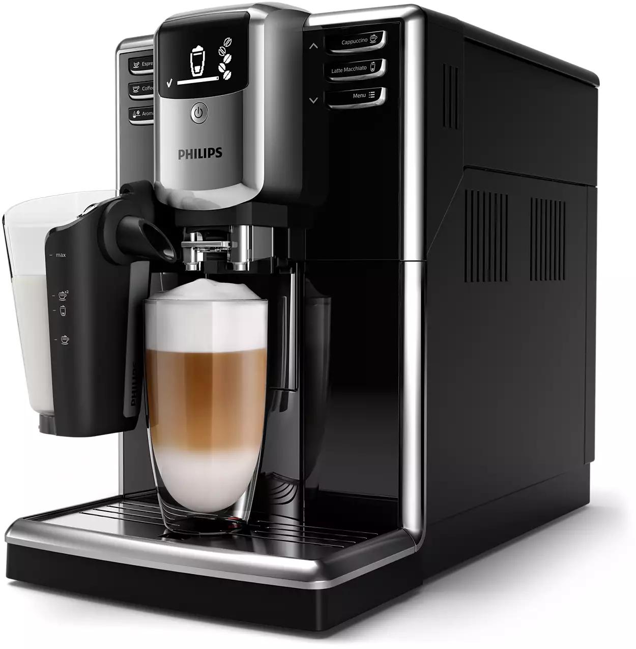 Series 5000 Volautomatische espressomachines EP5330/10