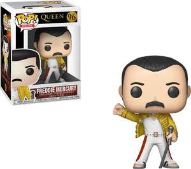 Funko Pop! Vinyl: Rocks: Queen: Freddie Mercury (Wembley 1986)