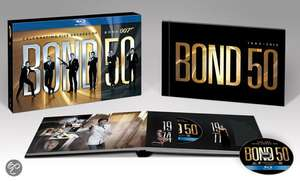 James Bond - 50th Anniversary Collection (Blu-ray) voor € 99,99 @ Bol.com