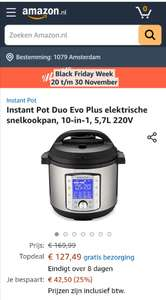 Instant pot duo evo pot 6 liter