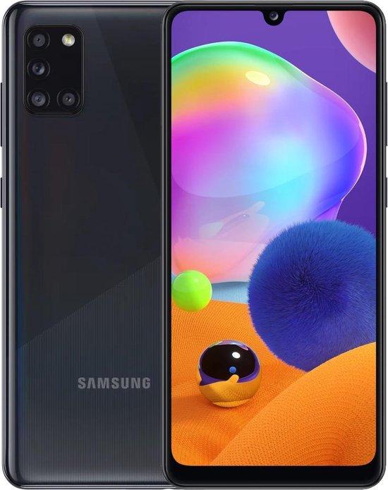Samsung A31 128GB Blauw/Zwart @ Mobiel.nl