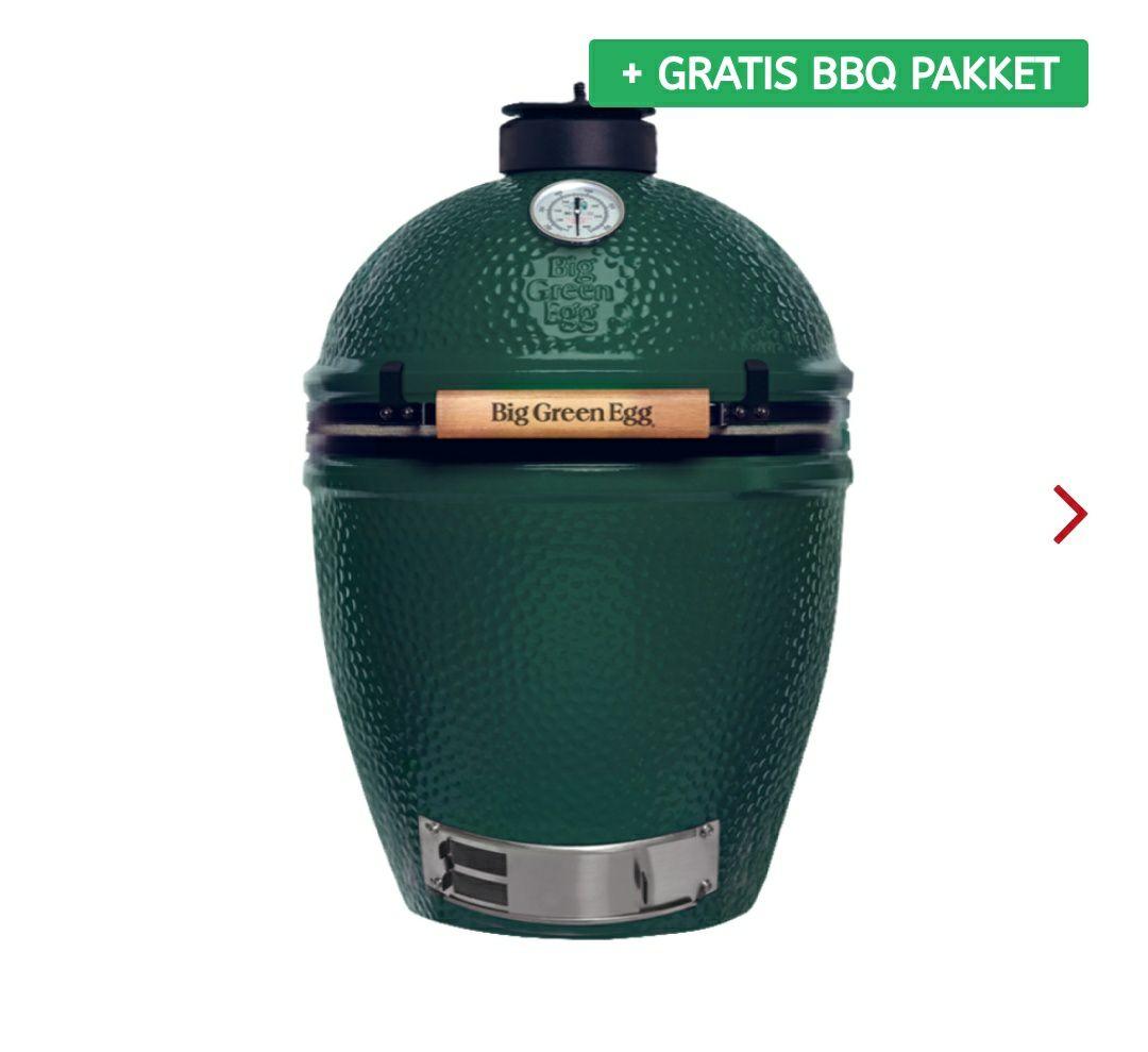 BF @vuurenrook: Big Green Egg en BBQ accessoires