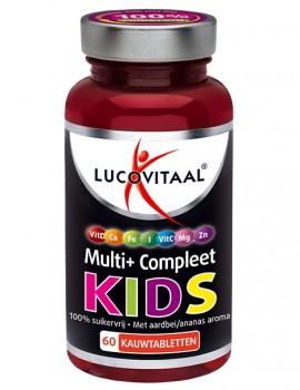 60% korting op allerlei vitamines van Lucovitaal