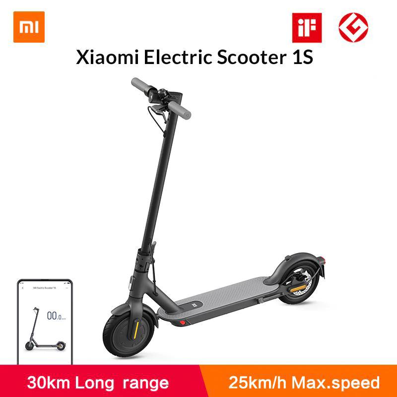 Xiaomi Mi Electric Scooter 1S - EU verzending