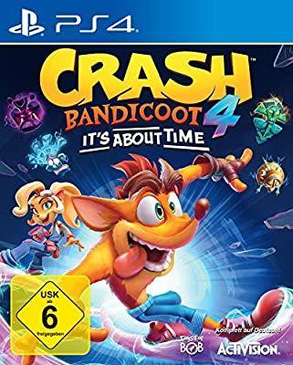 PS4 / Xbox One - Crash Bandicoot 4: It's About Time - Duitse hoes (USK) - Amazon.de