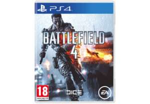 Battlefield 4 (PS4) voor €42,49 @ Saturn / Media Markt
