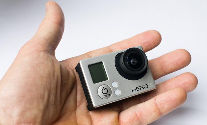 GoPro Hero 3 - White edition voor €179 @ Groupon
