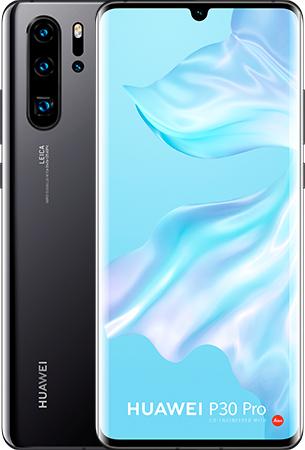 Huawei P30 Pro (Tele2 na 1 maand opzeggen)