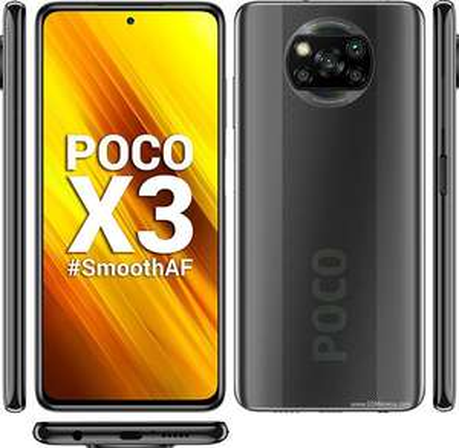 Xiaomi Poco X3 Nfc 6Gb Ram 128Gb