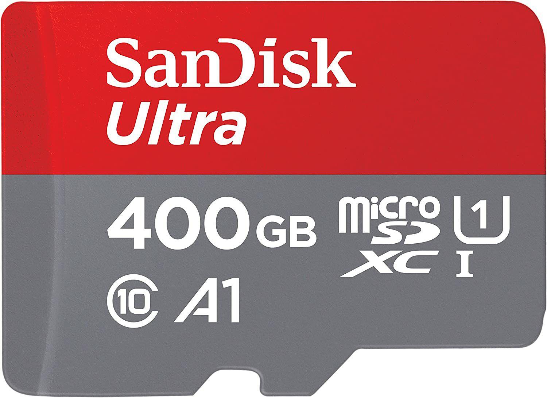 Sandisk Ultra 400GB micro sd card