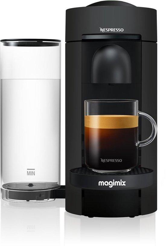 Magimix Nespresso - Vertuo Plus DeLuxe