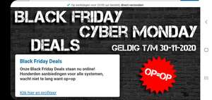 Nedgame Black Friday aanbiedingen!