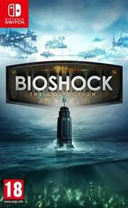 [Switch] Bioshock; The Collection