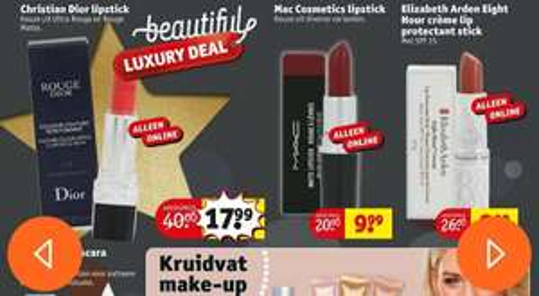 Online mac en dior lipstick.