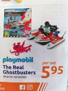 Playmobil The Real Ghostbusters diverse varianten