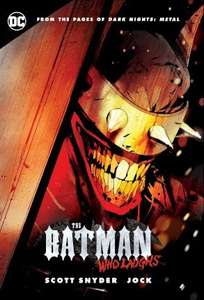 Hardcover: The Batman Who Laughs