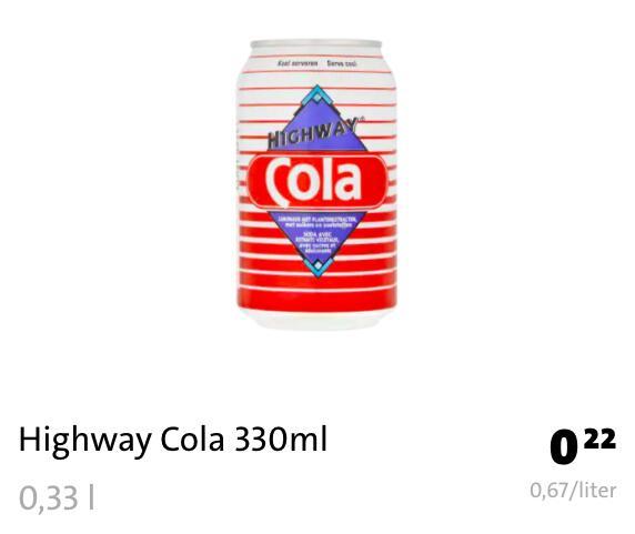 3 Blikjes cola + meerdere gratis producten via Jumbo Extra's app