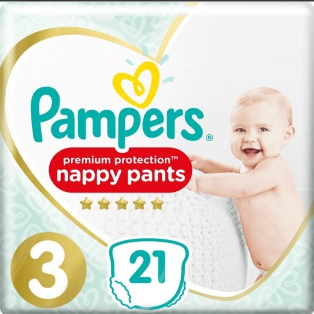 AH Leeuwarden Camminghaburen Pampers pants maat 3