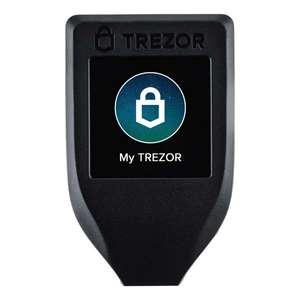 Trezor 20% Black Friday korting