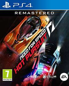 NFS Hot Pursuit Remastered via Amazon.it (Xbox One/PS4)