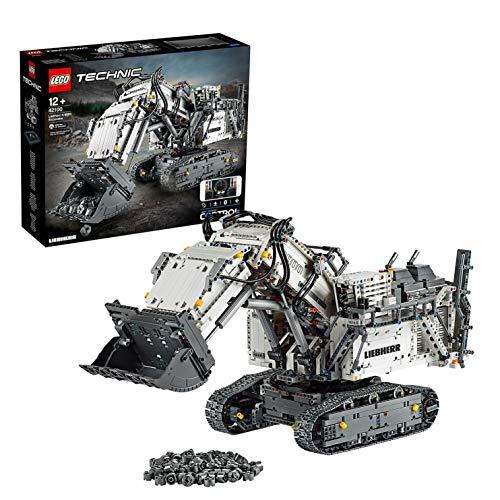 Lego Liebherr R 9800 Graafmachine (42100)