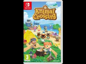 Animal crossing new horizons switch @mediamarkt