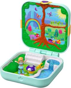 Polly Pocket GDK79 Hidden Hideouts Polly's Betoverende Bos