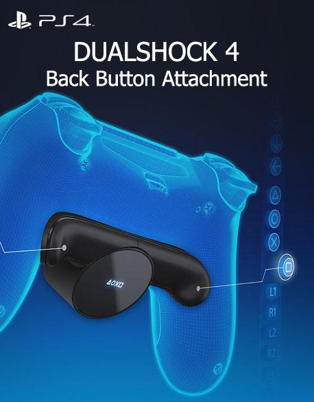 GameMania   DualShock 4 Back Button Attachment, beschikbaar voor normale prijs!