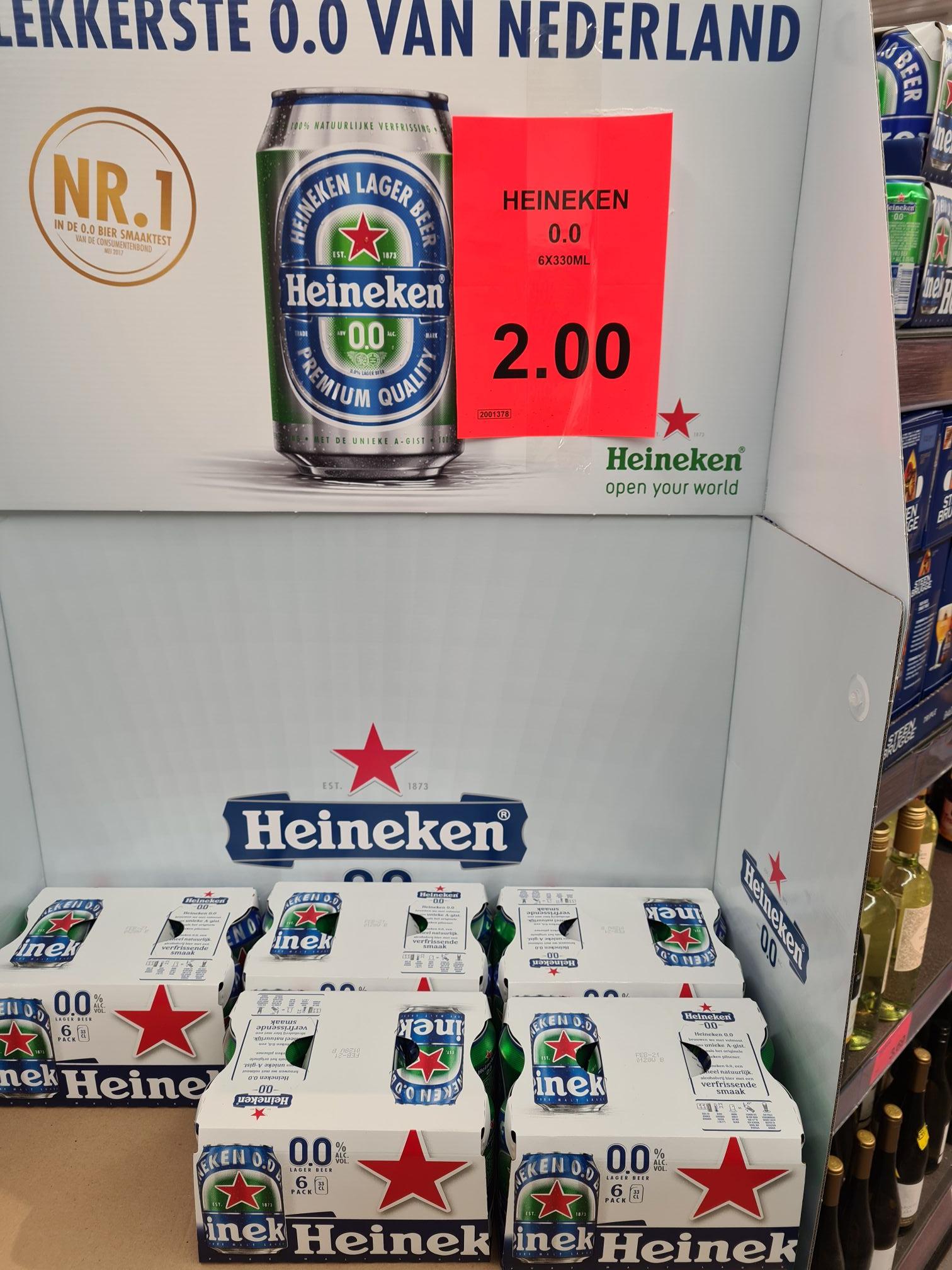 Lokaal? ALDI Veendam Heineken 0.0