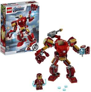 LEGO 76140 Super Heroes Avengers Iron Man Mecha voor €4,46 @ Amazon NL