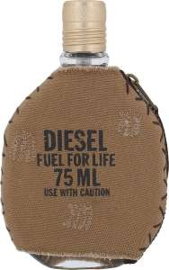 Diesel Fuel For Life 75 ml Eau de Toilette herenparfum voor €20 @ Bol.com