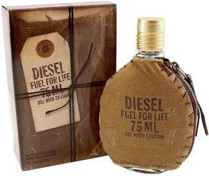 Diesel Fuel For Life 75 ml Eau de Toilette herenparfum voor €20 @ Bol.com/Amazon