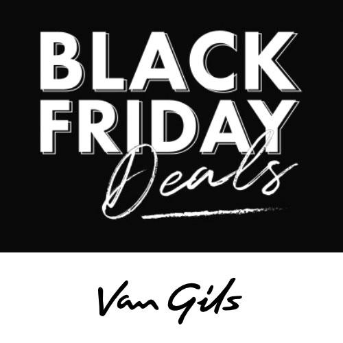 Black Friday SALE - veel met 70% korting @ Van Gils