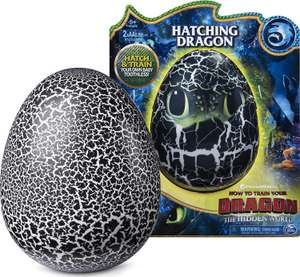 Dragons Interactive Hatching Toothless
